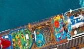 بالصور.. الموانئ التي تستقبل رحلات السفن السياحية