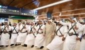"""بالصور.. مطار أبها يدشن الناقل الوطني الرابع """" طيران أديل """""""