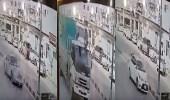 بالفيديو.. نجاة طفل بالأفلاج من الدَّهس تحت عجلات مركبة مسرعة