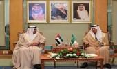 وزير العمل يبحث مع وزير الموارد البشرية في الإمارات سبل تعزيز التعاون المشترك