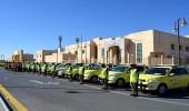 الدفاع المدني يدشن حملة السلامة بحي السلي في الرياض