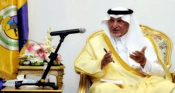 أمير مكة: المواطن مسؤول أمام الله لحمله رسالة الإسلام