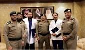 بالصور.. مدير سجون الرياض يكرم بعض منسوبي الشؤون الصحية
