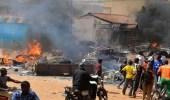 مقتل 18 شخصا وإصابة 22 آخرين في هجوم انتحاري بنيجيريا