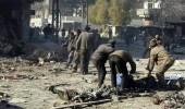 ارتفاع حصيلة ضحايا الغوطة إلى 84 قتيلا بينهم أطفال