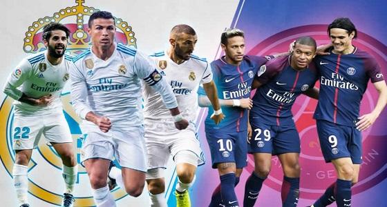 بالأسماء.. التشكيل المتوقع لمباراة ريال مدريد وباريس سان جيرمان