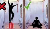 نصائح عليك اتباعها في حال سقوط المصعد بك
