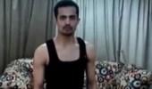 بالفيديو.. مصري خارق يحمل 350 كجم من الحديد بأسنانه