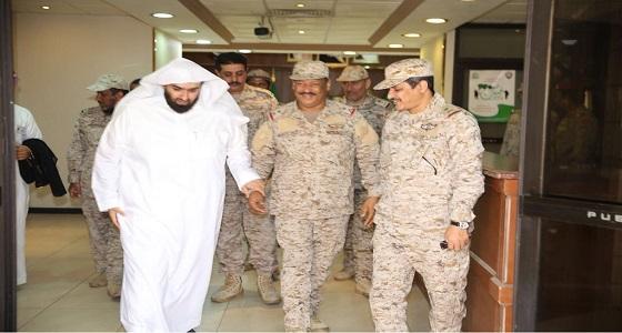 """رئيس ديوان المظالم يدشن مبادرة """" جنودنا في عيوننا """" للمرابطين في الحد الجنوبي"""