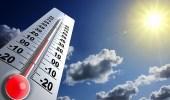 """"""" المسند """" : درجة الحرارة اليوم أعلى من معدلها السنوي"""