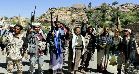 هروب جماعي للحوثيين من تعز مخلفين عشرات القتلى والجرحى