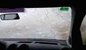 وضع خيارين أمام المتضررين من الأمطار والبرد في المدينة المنورة