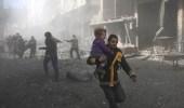الاتحاد الأوروبي يطالب بوقف فوري لإطلاق النار في الغوطة الشرقية