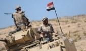 بالفيديو..لحظات الهجوم الجوي المصري على أوكار الإرهابيين في سيناء