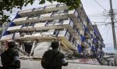 تمايل المباني الشاهقة في زلزال قوته 7,5 ريختر بالمكسيك