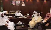 محافظ الجموم يلتقي رئيس هيئة الأمر بالمعروف لمناقشة العمل الميداني