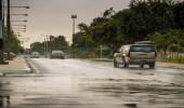 هطول أمطار متوسطة على محافظة ميسان