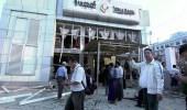 مقتل امرأتين وإصابة 11 إثر انفجار قنبلة في ميانمار