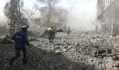 13 قتيلا في قصف صاروخي لقوات النظام على الغوطة الشرقية