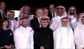بالفيديو.. الوليد بن طلال يحتفل بـ 53 موظفًا عملوا في مؤسساته