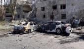 مقتل وإصابة 9 أشخاص إثر سقوط قذائف على أحياء دمشق