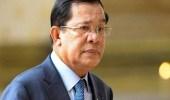 كمبودية تسجن عامين لإلقائها الحذاء على رئيس الوزراء