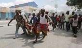 ارتفاع حصيلة ضحايا تفجيري مقديشو إلى 38 قتيلاً
