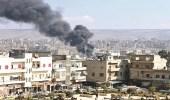 قصف مستمر من المقاتلات التركية على عفرين منذ منتصف الليل
