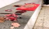 بالصور.. ضبط مخالفات صحية بأحد المسالخ في نجران