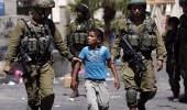 اعتقال طفلا فلسطينيا على يد قوات الاحتلال في الخليل