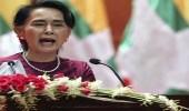 """بورما: إلقاء قنبلة حارقة على منزل الزعيمة """" أونج وس تشي """""""