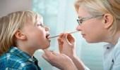 التهاب اللوزتين عند الأطفال دليل على ضرورة استئصالهم