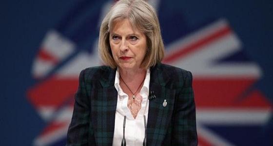 تيريزا ماي: بريطانيا ستفرض عقوبات على إيران