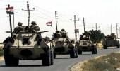 قوات الأمن المصرية تصفي 4 مسلحين في سيناء