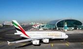مطار دبي يسجل تراجع بنسبة 1% في حركة المسافرين بيناير