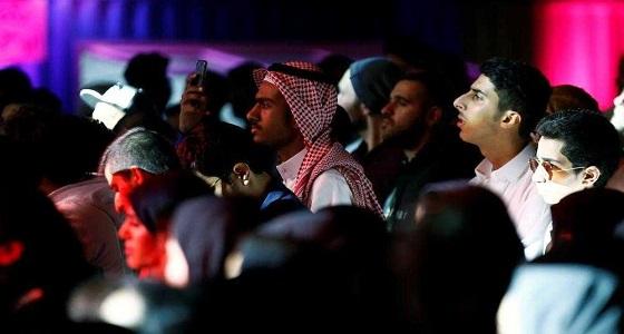 بالصور..إقبال كبير بأول مهرجان لموسيقى الجاز في الرياض