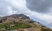 بالصور.. أمطار متفرقة على الباحة