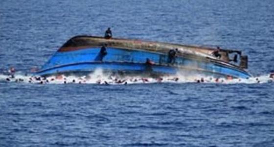 مصرع 10 أشخاص إثر انقلاب قاربهم قبالة سواحل مدينة الزوارة غرب ليبيا