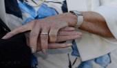 بالصور..افترقا في سن المراهقة والتقيا بعد 70 عاما فقررا الزواج