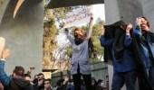 الحرس الثوري يعتقل طلاب في جامعة طهران