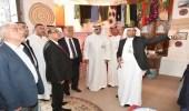 بالصور.. رئيس مجلس محافظة بغداد يزور قرية جازان التراثية في الجنادرية