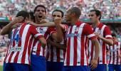 أتلتيكو مدريد يواصل مطاردة برشلونة