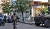 القوات التركية تشن عملية عسكرية على أكراد جنوب شرق البلاد