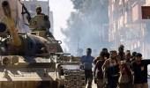 ليبيا: العثور على أسلحة وأجهزة اتصال قطرية لدعم الإرهابيين