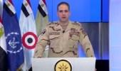 الجيش المصري يدمر 137 هدفا ويقضي على 53 تكفيريا بسيناء