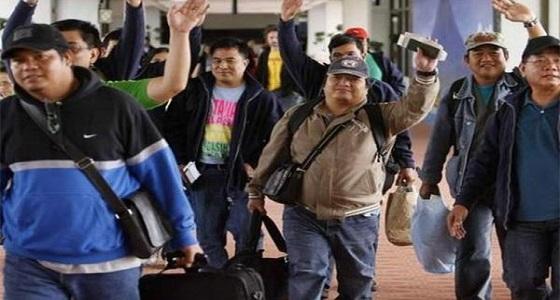 الفلبين تعلن السماح لعمالها بالعودة إلى الكويت