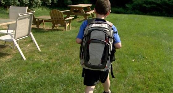 حقائب مدرسية ضد الرصاص لحماية تلاميذ أمريكا