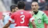 الاتحاد التونسي يوقف حكم مباراة الترجي والنجم لنهاية الموسم