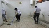 حملة تطوعية لتنظيف المساجد في طريف