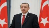 "اعتقال مواطن تركي بعد تمزيقه لصورة "" أردوغان """